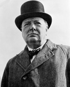 """There are people who go from extreme poverty to extreme greatness without any external support. And there are people who are born rich yet make themselves miserable. It is all about the attitude, the perspective you have in life.""  – Winston Churchill"